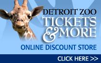 Detroit Zoo online discount store